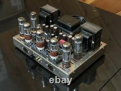 Dynakit Stereo 70 Vintage Tube Integrated Amplifier ST-70 with Erhard Upgrades