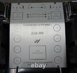 EAR EAR 899 Tube Integrated Amplifier used audio/music