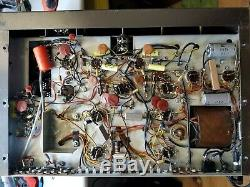 EICO HF81 Tube Integrated Amplifier- Professional Fully Refurbished