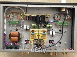ELLA 6550/KT88 Vacuum Tube Integrated Stereo Amplifier
