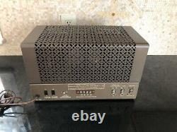 Eico HF-20 6L6 Tube Integrated Amplifier Model 20 Serial #6398 Perfect Condition