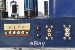 Eico Integrated Tube Amp Model HF-52