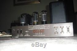 Eico hf20 tube amplifier