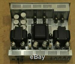 Extremely Rare Vintage H. H. Scott 272 Tube Integrated Amplifier Fully Serviced