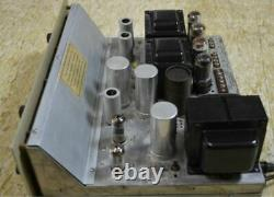 FISHER KX-200 Stereo Tube Integrated Amplifier Shipped from Japan