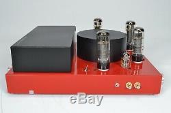 Fezz Audio Silver Luna Prestige Vacuum Tube Integrated Amplifier EL34 12AX7