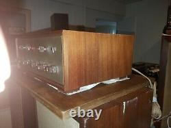 Fisher Kx200 Integrated Tube Amplifier