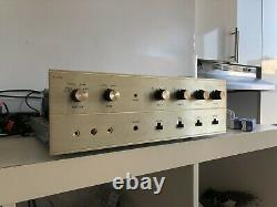 Fisher X-100-3 Stereo Integrated Tube Amplifier