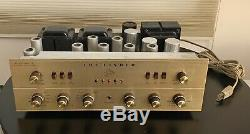 Fisher X-202-B Integrated Tube Amplifier