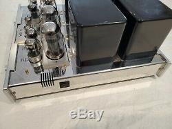 Grant Fidelity A-88 Tube integrated amplifier KT88