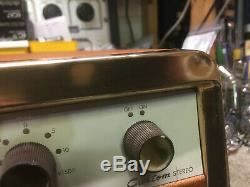 Grommes 24PG stereo tube integrated amplifier, very nice