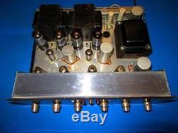HH SCOTT 299C Vintage Tube Integrated Amplifier