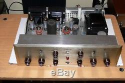 HH SCOTT TUBE AMP TYPE 222 B in great condition
