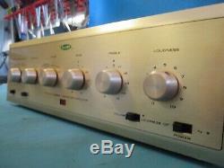 HH Scott 210E Mono Tube amp