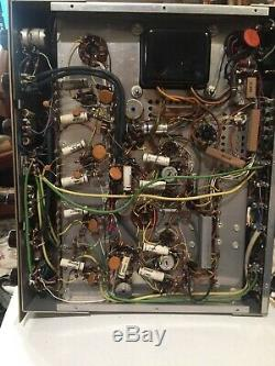 HH Scott 222b Integrated Amp Serviced and Clean with fresh tubes