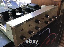 H. H. Scott 222c Stereo Master Integrated Tube Amp