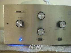 Harman Kardon A300 / A30K integrated tube amplifier, refurbed to original 15WPC