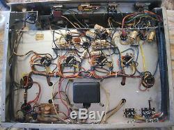 Harman Kardon A300 / A30K integrated tube amplifier, refurbed to original, 15WPC