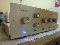 Harman Kardon A300 integrated tube amplifier, refurbed to original, nice amp