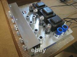 Harman Kardon A500 integrated tube amplifier, refurbed to original, 25WPC