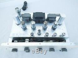Harman Kardon Award Series A30k A300 Vacuum Tube Stereo Integrated Amplifier