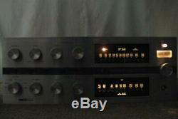 Harman Kardon TA5000X Festival III 17 Tube Integrated Amp & Tuner Video Test