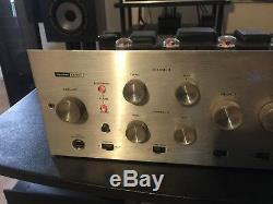 Harmon Kardon A500 Tube Amplifier Award Series