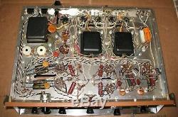 Heathkit AA-151 Stereo Tube (5AR4 6AN8 6AU6 6BQ5 6EU7) Amplifier