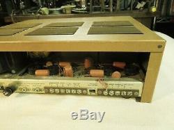 Heathkit Aa100 Vacuum Tube Integrated Amplifier