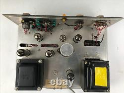 Heathkit EA-2 integrated tube amp amplifier, clean, 1950s