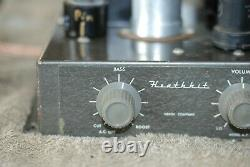 Heathkit Mono Tube Amplifier AC 7 Push Pull Ultralinear- Just Rebuilt New Output