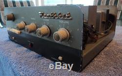 Heathkit Of England Tube Amplifier Extremely Rare Model S-88 Rogers Tube Amp