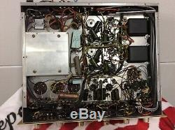 Hh Scott 299 (a) Tube Stereo Integrated Amplifier