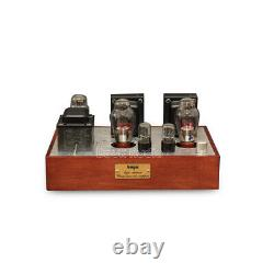 HiFi 300B Vacuum Tube Power Amplifier Stereo Single-ended Integrated Audio Amp