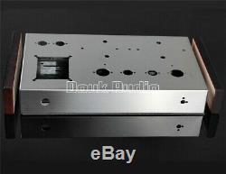 HiFi 6P1 Vacuum Tube Amplifier Stereo Class A Single-ended Power Amp DIY KIT