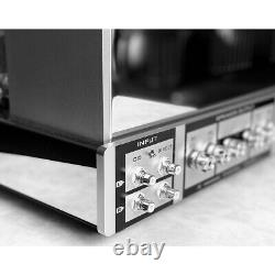 HiFi Class AB KT88 Vacuum Tube Power Amplifier Stereo Push-pull Integrated Amp