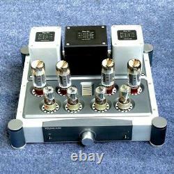 HiFi EL34 Vacuum Tube Power Amplifier Push-Pull Integrated Power Amp 40W×2 xr