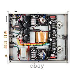HiFi KT88 Vacuum Tube Amplifier Stereo Class A Single-ended Integrated Amp 24W