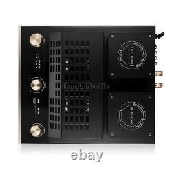 HiFi Vacuum Tube Amplifier Bluetooth Stereo Audio Class AB Power Integrated Amp