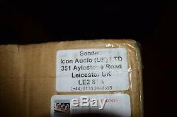 ICON AUDIOPURE CLASS ASINGLE ENDED PENTODE KT150Tube Integrated Amplifier