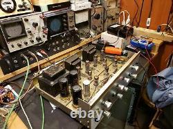 ITT stereo integrated tube amplifier