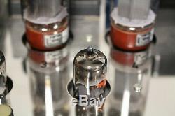 J. C. VERDIER Audio Bloc EL34 Tube Integrated Amplifier