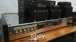 Jadis Orchestra. Tube integrated amplifier