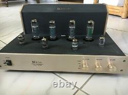 JoLida JD 302B tube integrated amplifier (pre-amp & amp together)