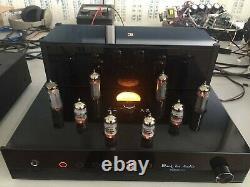 Jolida Black Ice Audio F11 EL84 integrated tube amplifier