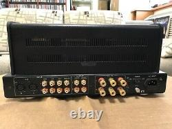 Jolida Black Ice Audio Fusion 3502s integrated tube amplifier