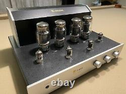 Jolida Integrated Tube Amplifier Fusion 3502S withKT88EH Tubes Numerous Upgrades