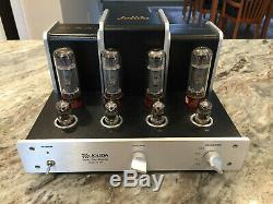 Jolida JD 202 Stereo Tube Integrated Amplifier with Parts Connection Upgrades