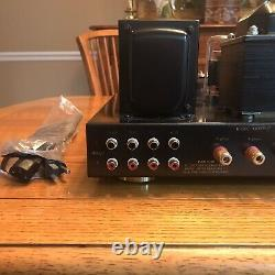 Jolida SJ502A Tube Integrated Amplifier Original box