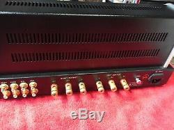 Jolida tube amplifier JD302B EL-34 Integrated Tube Amp very nice
